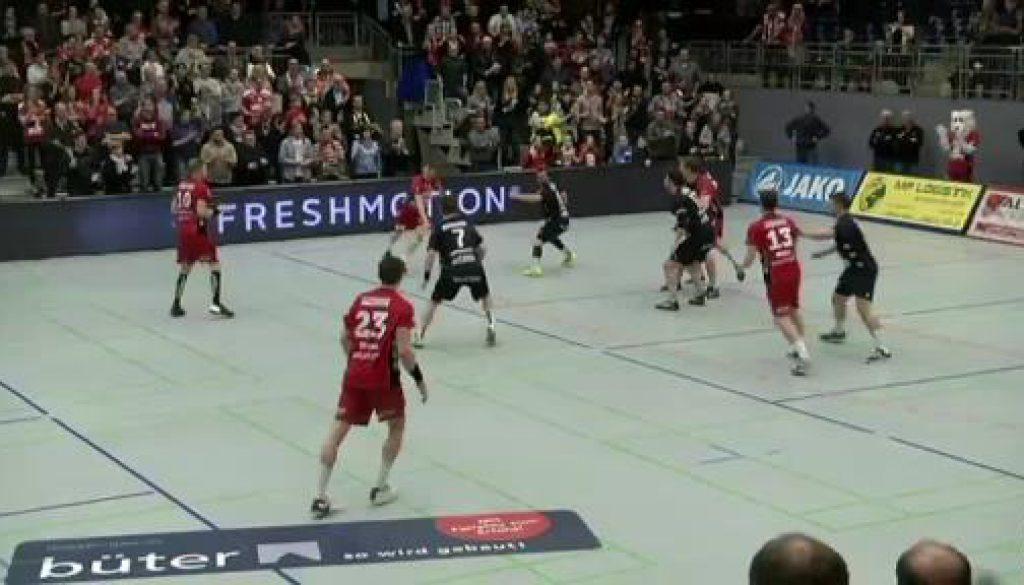 Handball-Thriller im Euregium