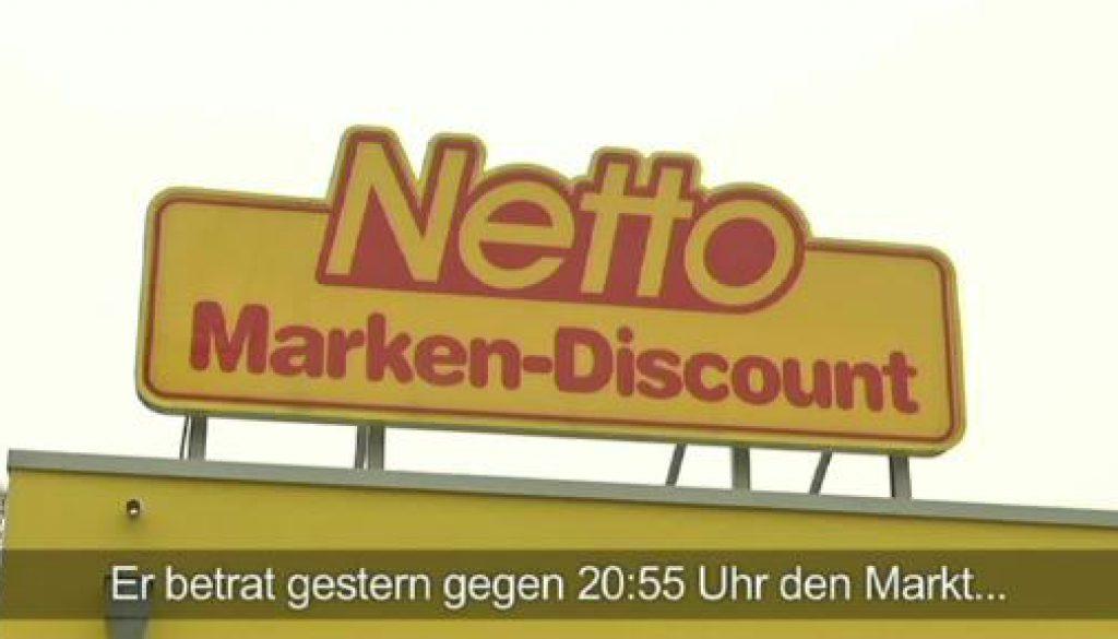 Nordhorner Netto-Markt überfallen