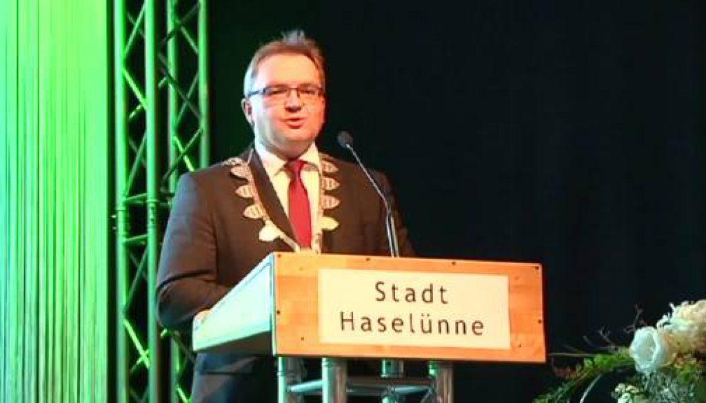 Ehrenamtspreis der Stadt Haselünne verliehen