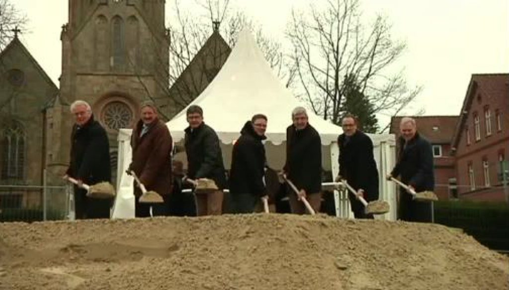 Großbauprojekt in Meppen beginnt