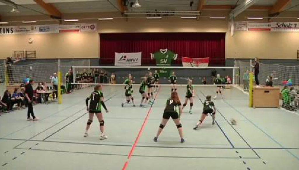 U16-Nordwestdeutsche Meisterschaften im Volleyball