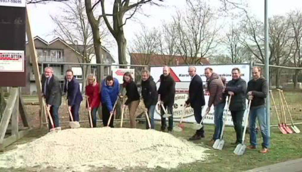 Spatenstich für die Kita Esterfeld in Meppen
