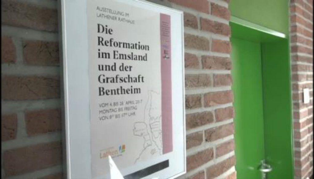 Ausstellung zeigt die Geschichte der Reformation