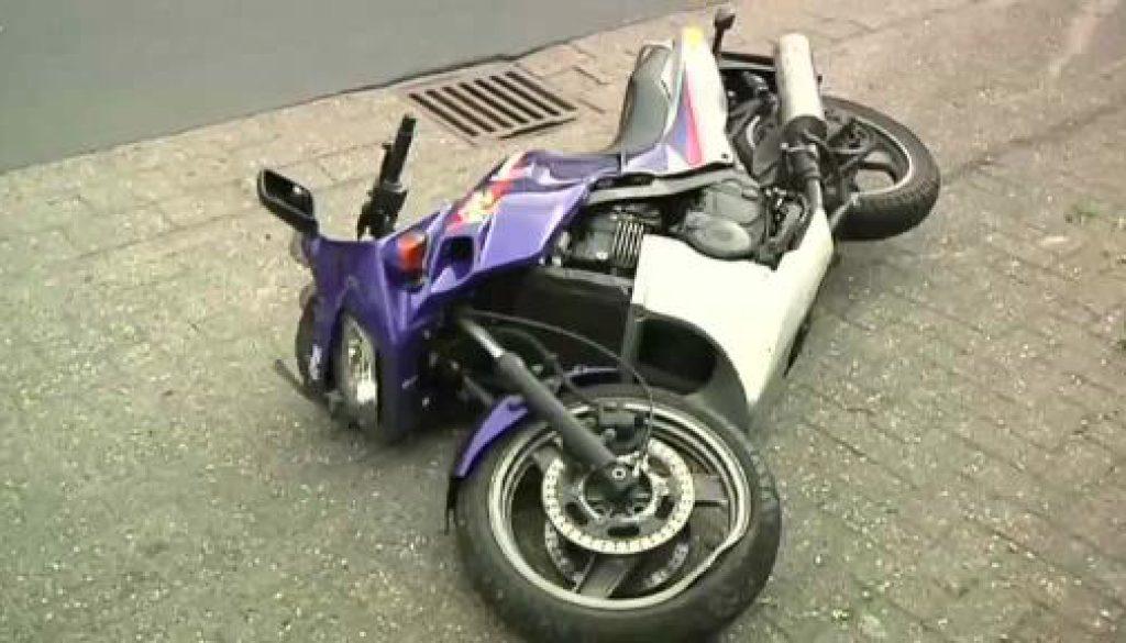 Zu schnell überholt: Motorradunfall in Lingen