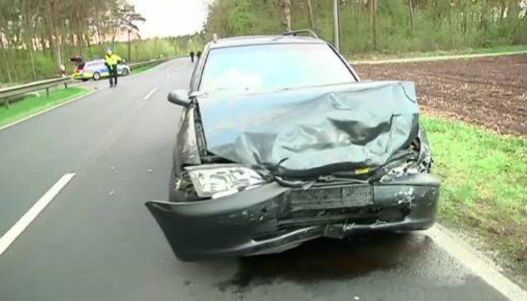 Drei Leichtverletzte bei Verkehrsunfall auf Mühlengraben in Lingen-Wachendorf