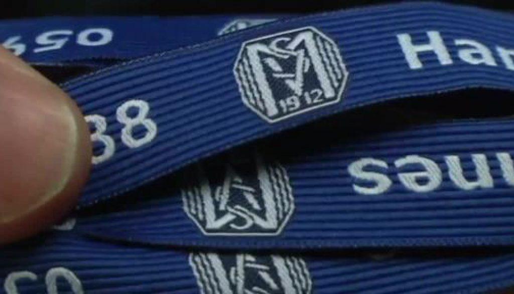 Sponsorenidee: Fanarmbänder sollen Geld für SV Meppen generieren