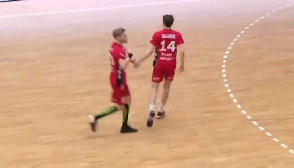 HSG Nordhorn-Lingen verlängert mit Yannick Fraatz
