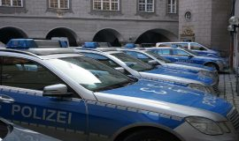 Polizeiautos
