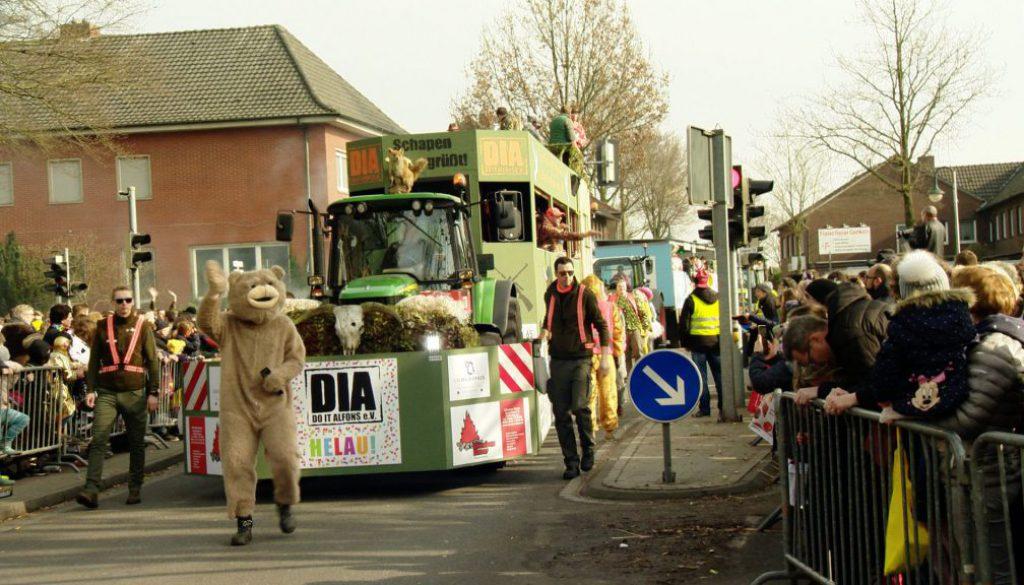 Symbolbild Karneval