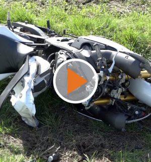 Screen_19 04 01 Motorradfahrer stirbt bei Zusammenprall