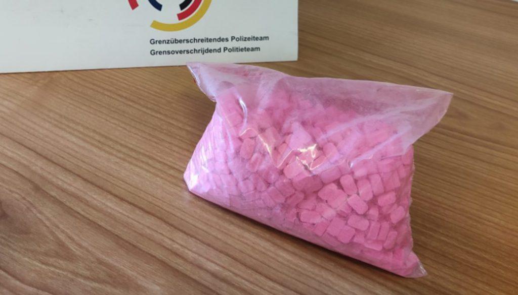 Screen_Ecstasy sichergestellt
