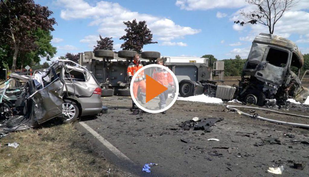 Screen_toedlicher Unfall Mit LKW Gehrde