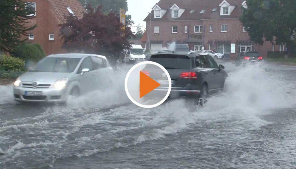 playButton_Land unter Strassen ueberfluten in Haren