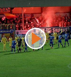 Screen Kickers Emden vs Delmenhorst_