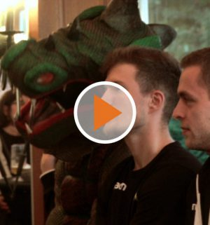 Screen Sponsorenabend Dragons