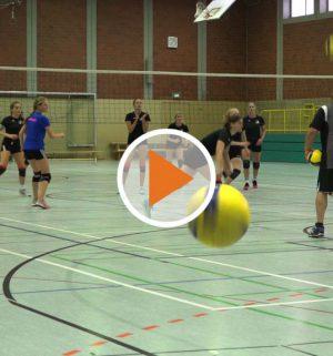 Screen Sport-Talk Spelle Volleyball