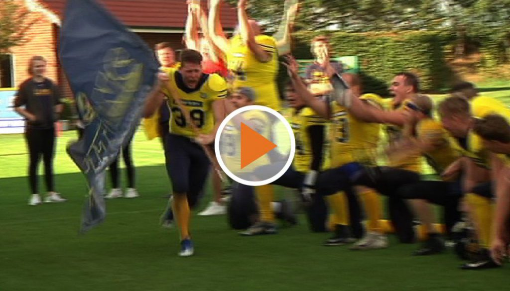 Screen_Meppen Titans ziehen in Playoffs ein