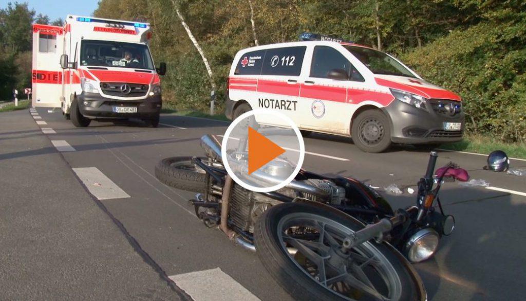 19 10 24 Motorradunfall Nortrup Screen
