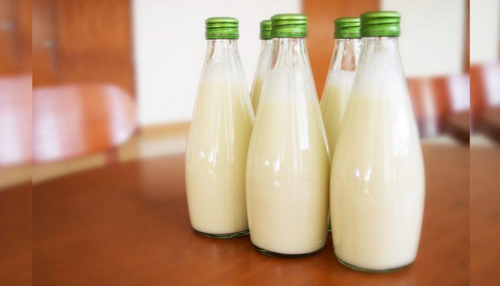 Milch Verseucht