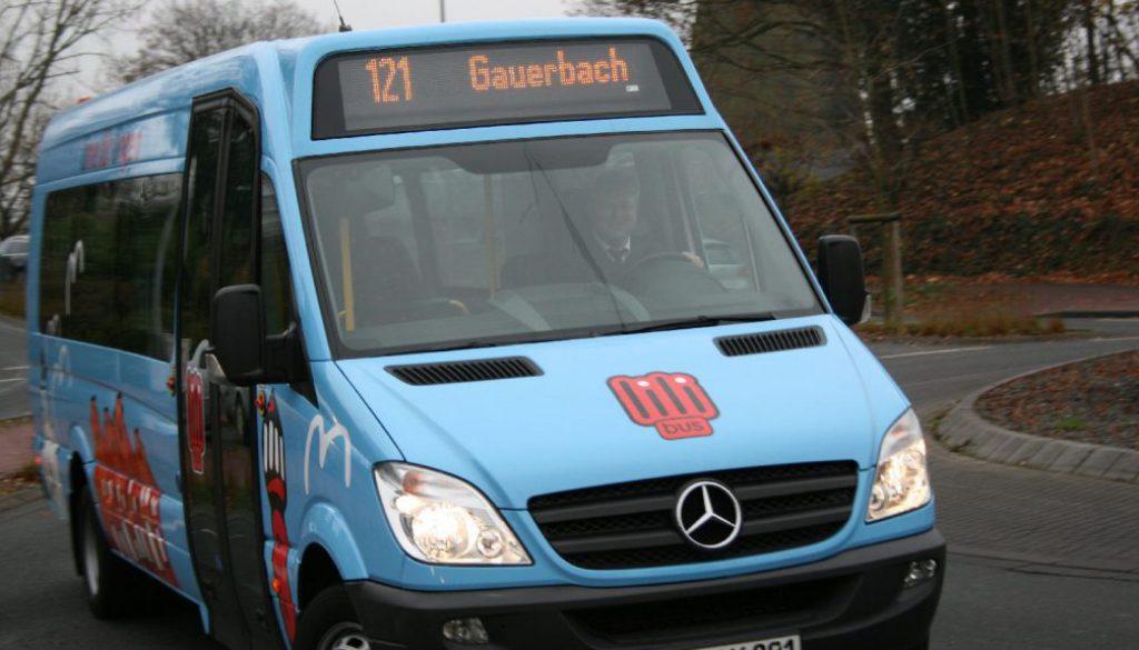11.19.Kostenlos Busfahren an den Adventssamstagen