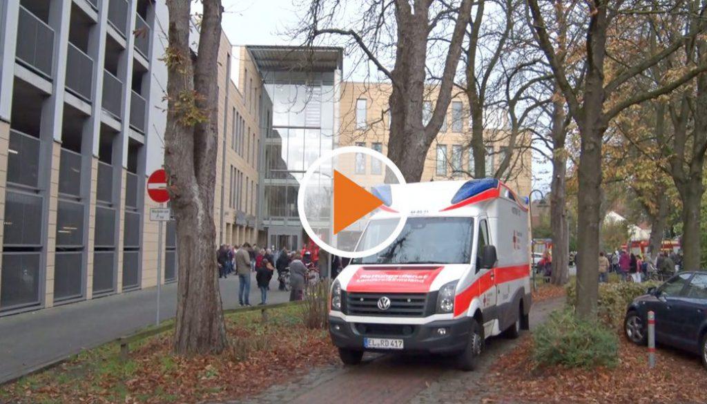 Screen_Aerztehaus in Lingen evakuiert