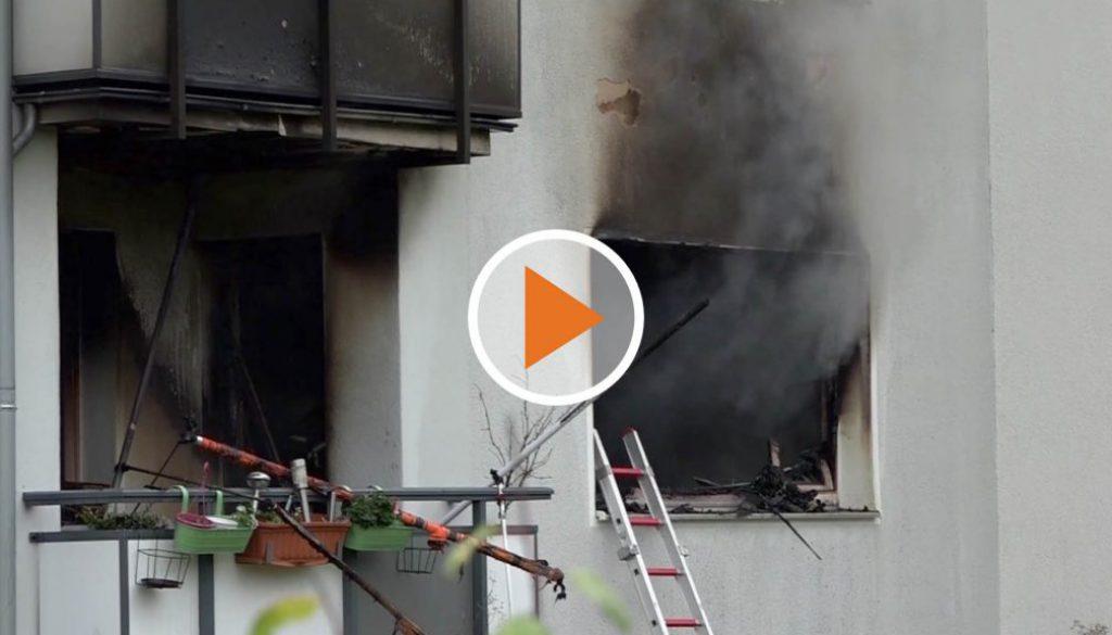 Screen_Ein Verletzter bei Wohnungsbrand