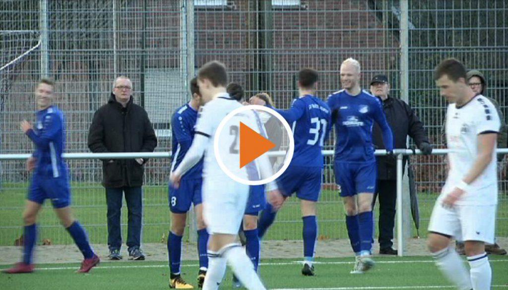 Screen- Topstürmer entscheidet Derby