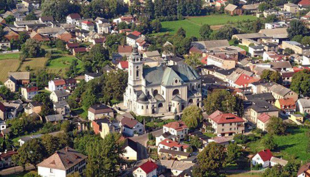 Buergerfahrt in die Partnerstadt nach Krzanowice in Polen