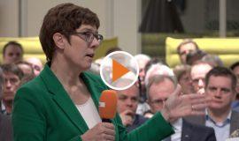 Screen_CDU-Chefin AKK zu Gast in Lingen