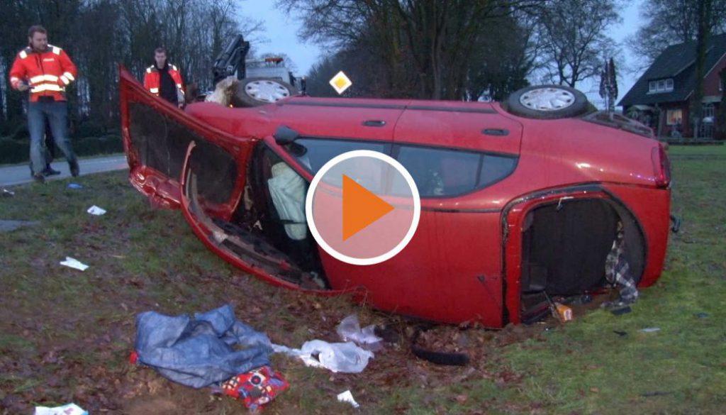 Screen_PKW Fahrer missachtet Vorfahrt