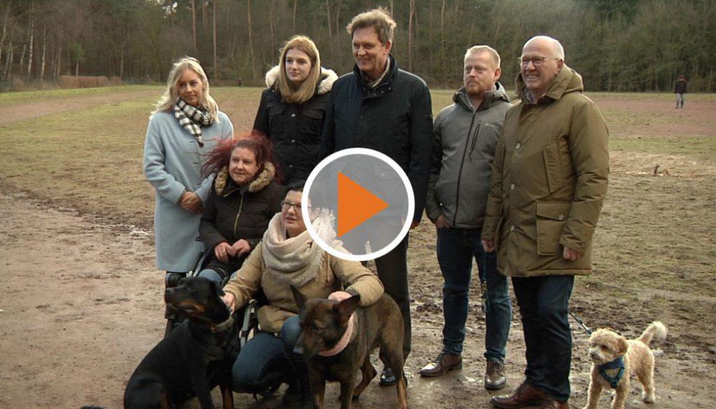 Screen_Hundefreilaufflaeche wird offiziell eroeffnet
