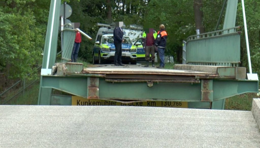 Screen_Schiffsunfall auf dem Dortmund-Ems-Kanal