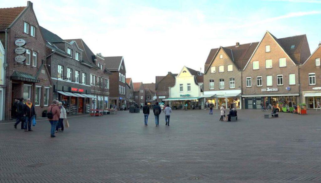 Symbol_Meppener Innenstadt_Einkaufen_Marktplatz