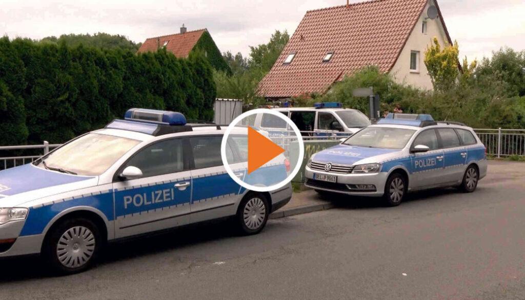 Screen_Videoupdate SEK-Einsatz nach Bedrohung mit Schusswaffe