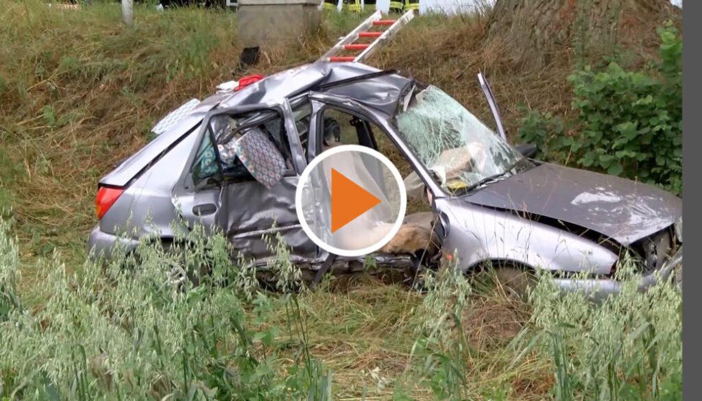 Screen_Videoupdate zum schweren Unfall bei Graue