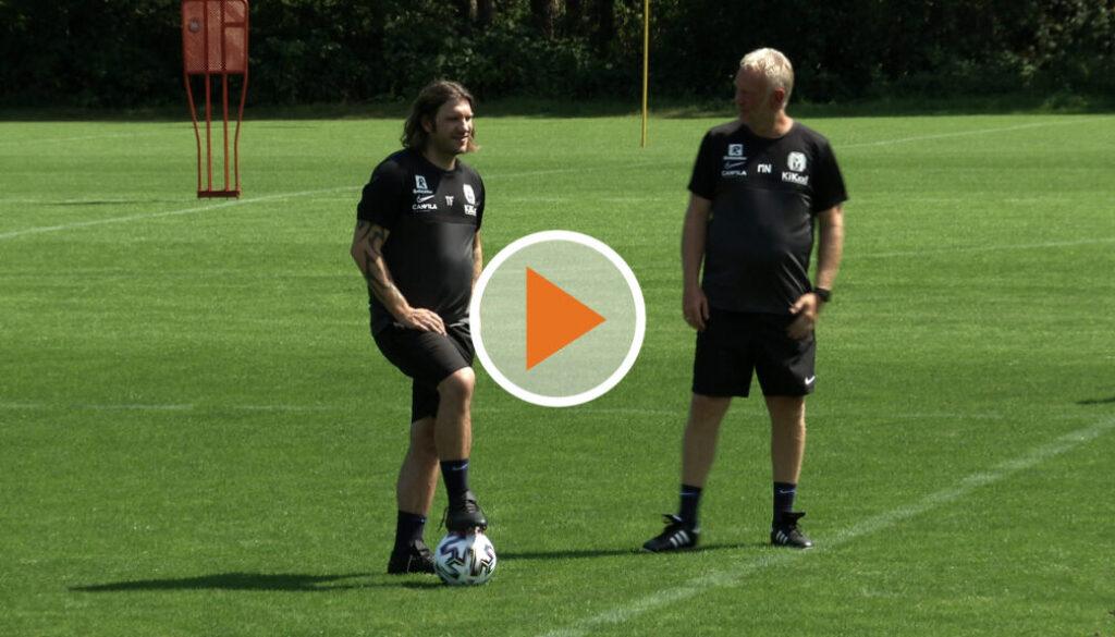 20 08 07 Screen_ SV Meppen Trainingsstart