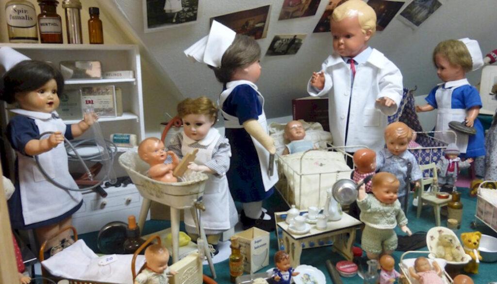 Auszeichnung fuer das Puppenmuseum im Buergerhaus Alte Schule