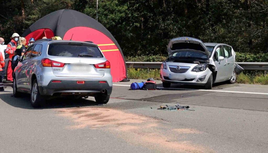 Screen_20 08 16 Sieben Verletzte nach Unfall auf der A1