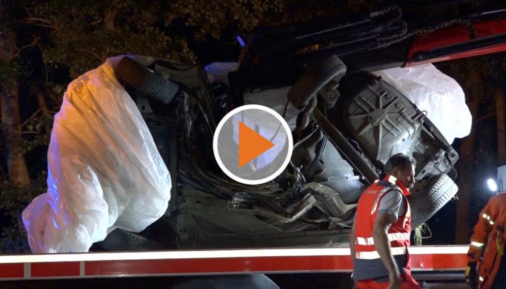 Screen_Toedlicher Verkehrsunfall bei Friesoythe