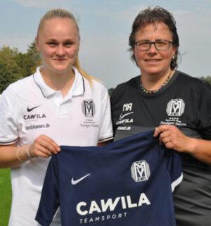 Screen_Viktoria Krug wechselt zum SV Meppen