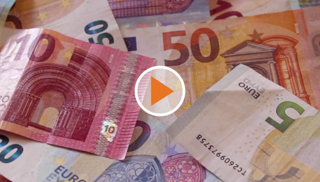 Falschgeld Screen