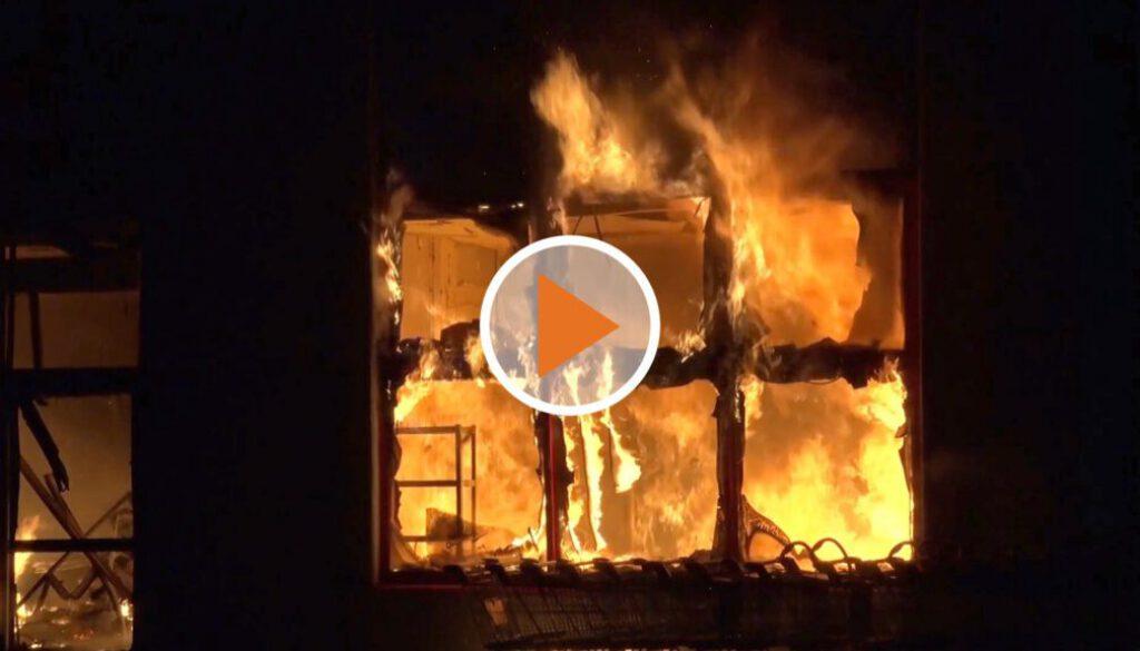 Screen_Statement der Polizei zum Grossbrand in Lingen