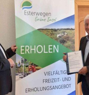 Screen_20 10 23 Esterwegen fuer weitere 10 Jahre Erholungsort