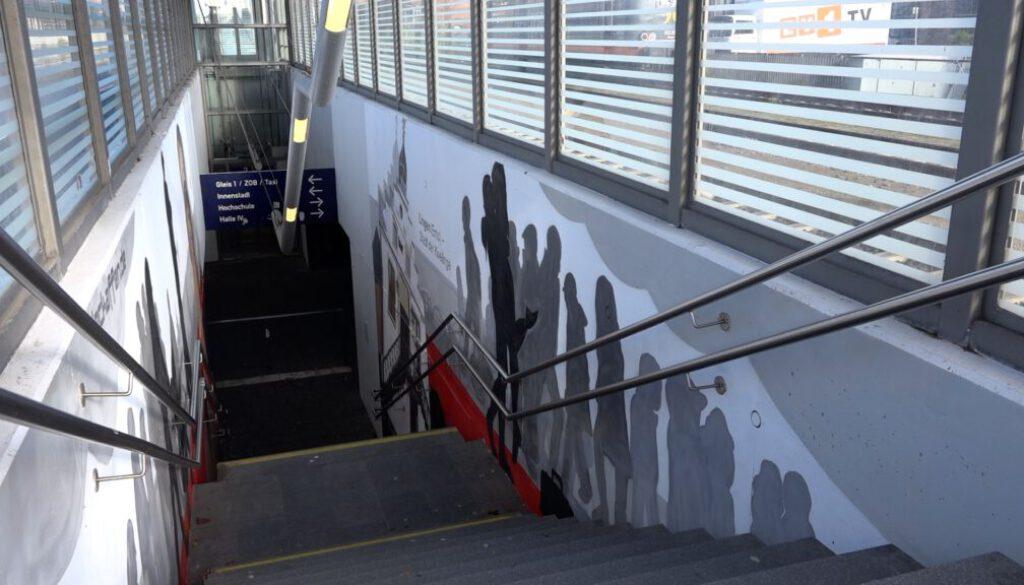 Lackaffengraffiti Lingen