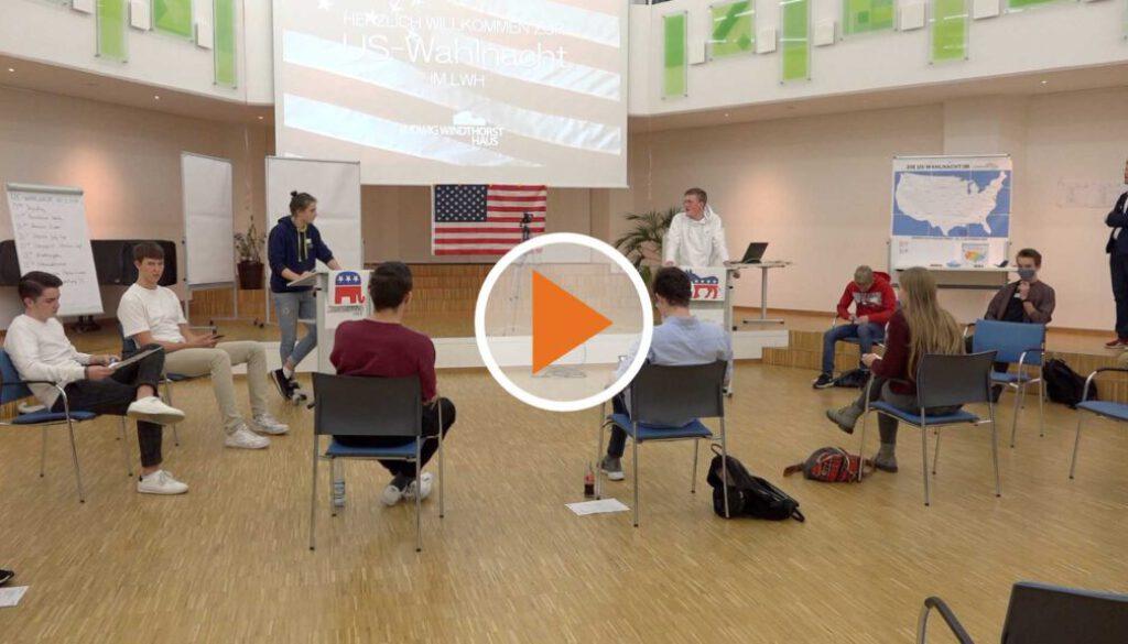 Screen_Schueler begleiten US-Wahlnacht