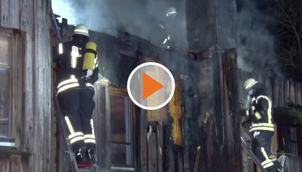 21 01 24 Hausbrand in Wallenhorst