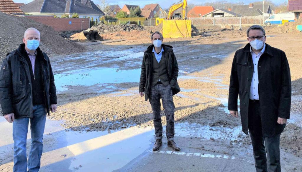 Screen_21 01 27 Weiteres Wohnbauprojekt in Salzbergen gestartet