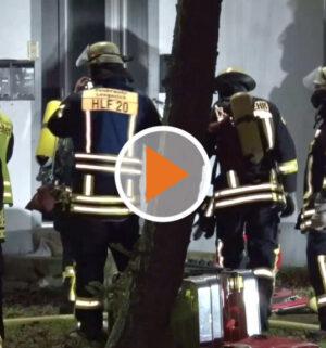 Screen_Bewohner aus brennendem Wohnhaus gerettet