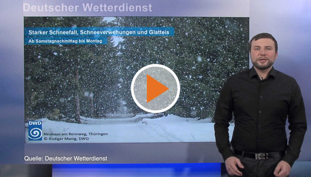 Screen_Deutscher Wetterdienst aktualisiert Schnee-Warnung