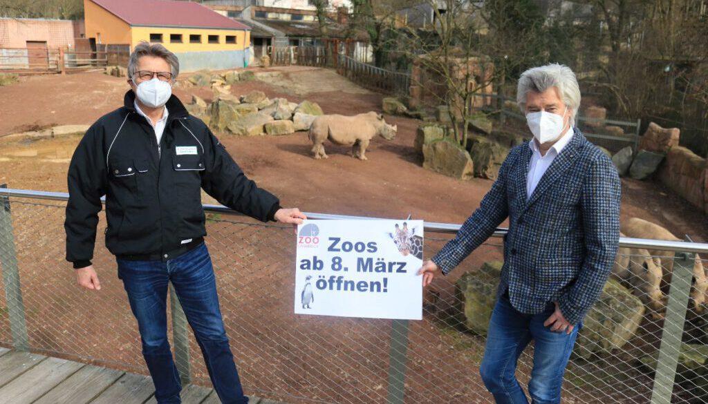 Screen_Zoos wollen im Maerz oeffnen